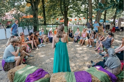 A Holistic Health festival: Words from the Founder